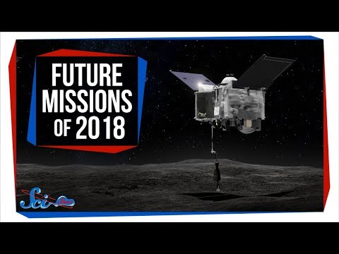 Future Space News of 2018