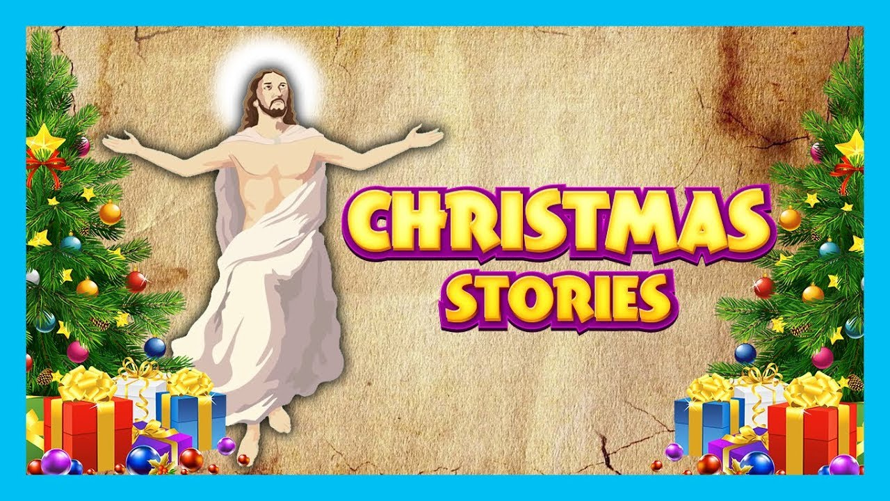 Story Of Christmas.Christmas Christmas Stories Christmas Story Compilation Merry Christmas Storytelling