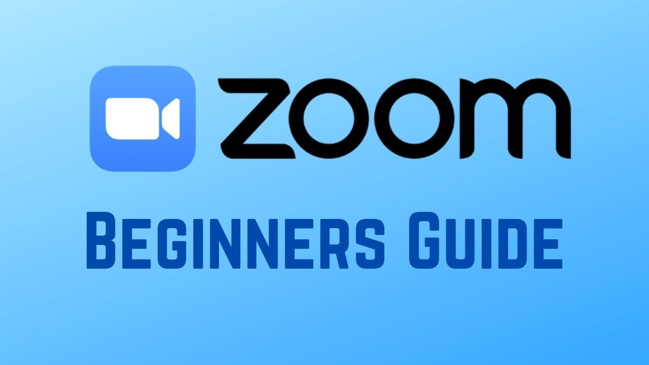 How to Use Zoom Video Conferencing - Beginners Guide