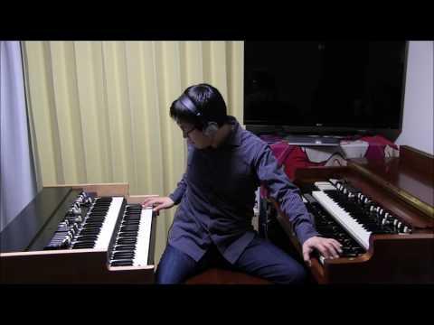 Viscount KeyB Legend Live (In Comparison to 58 Hammond B3)