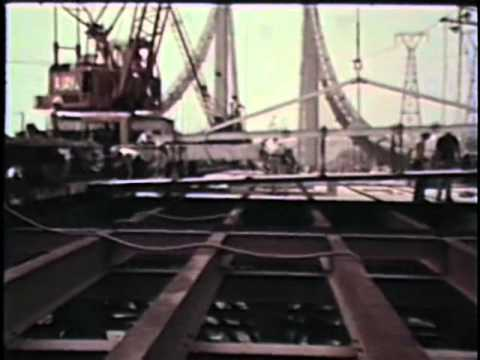 Capsule 7 - La construction du pont Pierre Laporte - Ville de Québec, Canada
