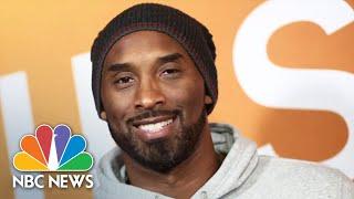 Kobe Bryant Dies In Helicopter Crash In California | NBC News