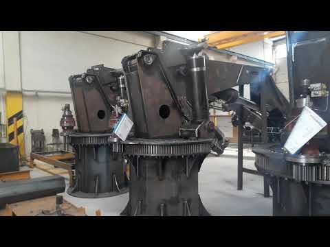 sea crane manufacturers,hydraulic deck cranes manufacturer PUMA TURKEY