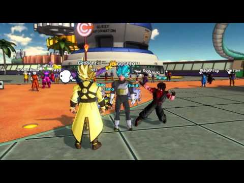 DRAGON BALL XENOVERSE_Video Astuce Prochainement!