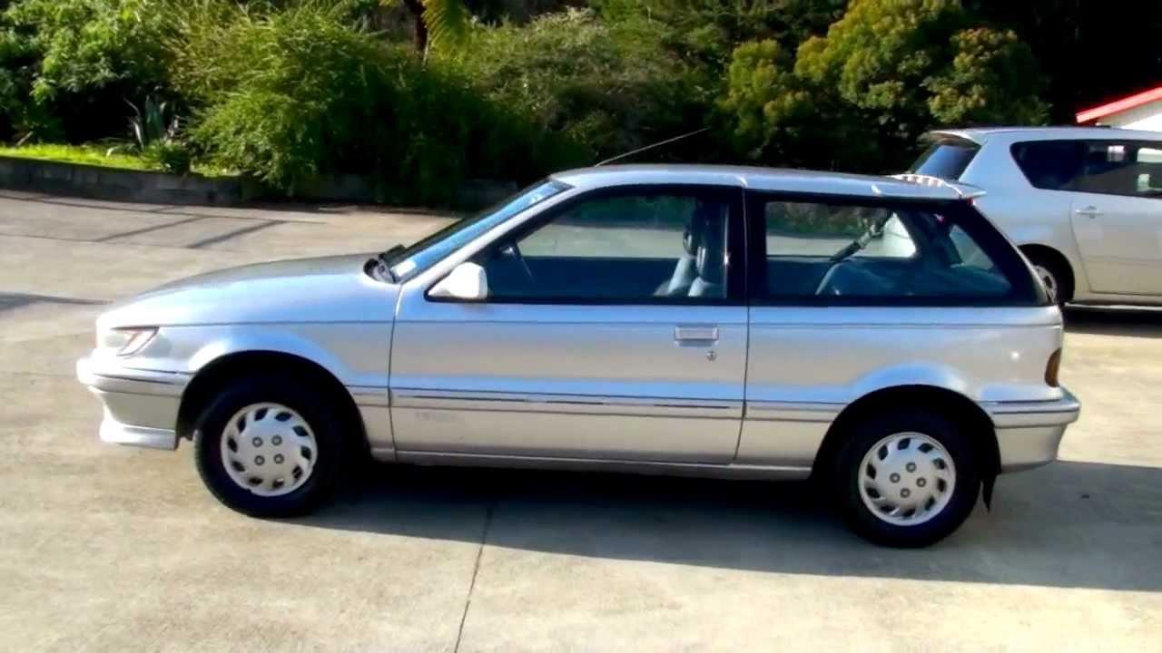 mitsubishi mirage swift 1990 1 5l auto youtube rh youtube com Plymouth Models of the 1990s 1990 Dodge Colt