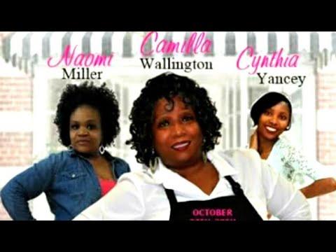 Ruth Ann's Salon Gospel Stage Play Full Length (WDP) By: Delinda Kay-Graves