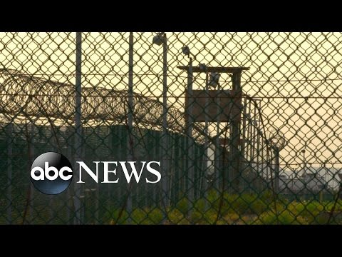 ABC's David Muir Visits the Guantanamo Detention Center