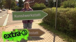 Realer Irrsinn: Schildposse in Hagenow