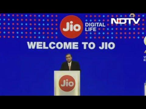 Jio Phone 'India ka Smartphone' Launched by Mukesh Ambani