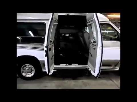 Braun UVL Lift demonstration-MITS of VA - YouTube