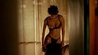 Halle Berry's underwear Scene in Swordfish With Huge Jackman