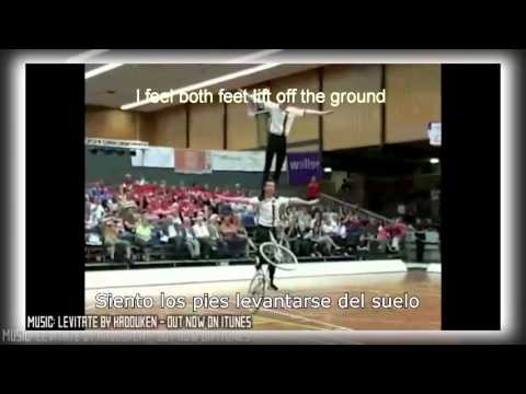 Levitate- Hadouken! Sub Español/ English With Video (People Are Awesome 2013)
