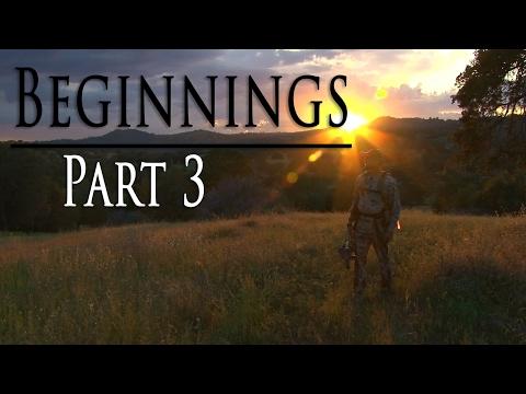 Beginnings: Part 03: California Wild Pig Hunting