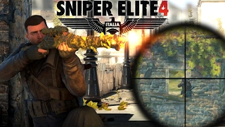 AGGRESSIVE SNIPER | Sniper Elite 4: Campaign PC Gameplay [60fps]