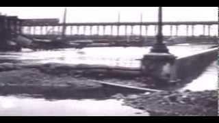 La crue de 1910 à Paris (Seine) - images d