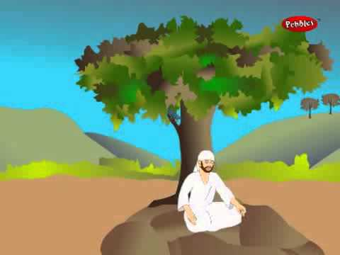 Shiradi Sai Baba Tamil Story Animated
