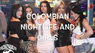 Chicas en Colombia | Medellin | Fiesta | Cultura || Colombian Girls | Nightlife | Culture