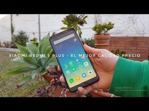 El Mejor Smartphone que Puedes Comprar en 2018 - Xiaomi Redmi 5 Plus