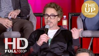 Robert Downey Jr interview hints at Iron Man's death in Avengers Infinity War but also a comeback
