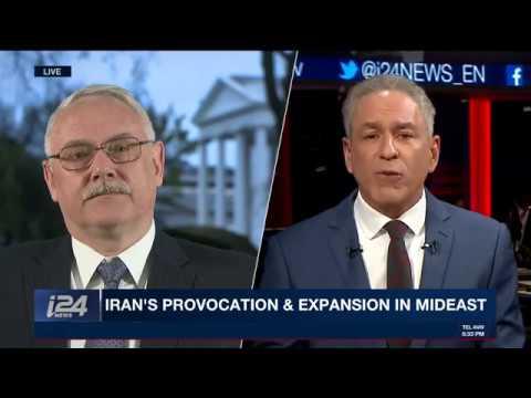 UANI Senior Adviser Norman Roule on i24 News' The Rundown