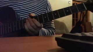 Ляпис Трубецкой -Воины света   разбор на гитаре)))