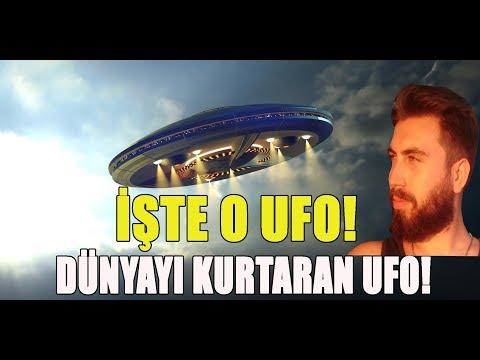DÜNYAYI KURTARAN UFO!