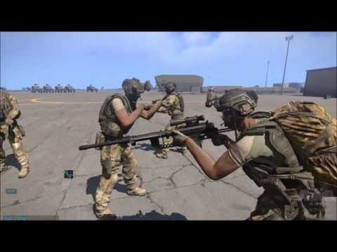 The most realistic military combat simulator in the world in Stunning (HD)