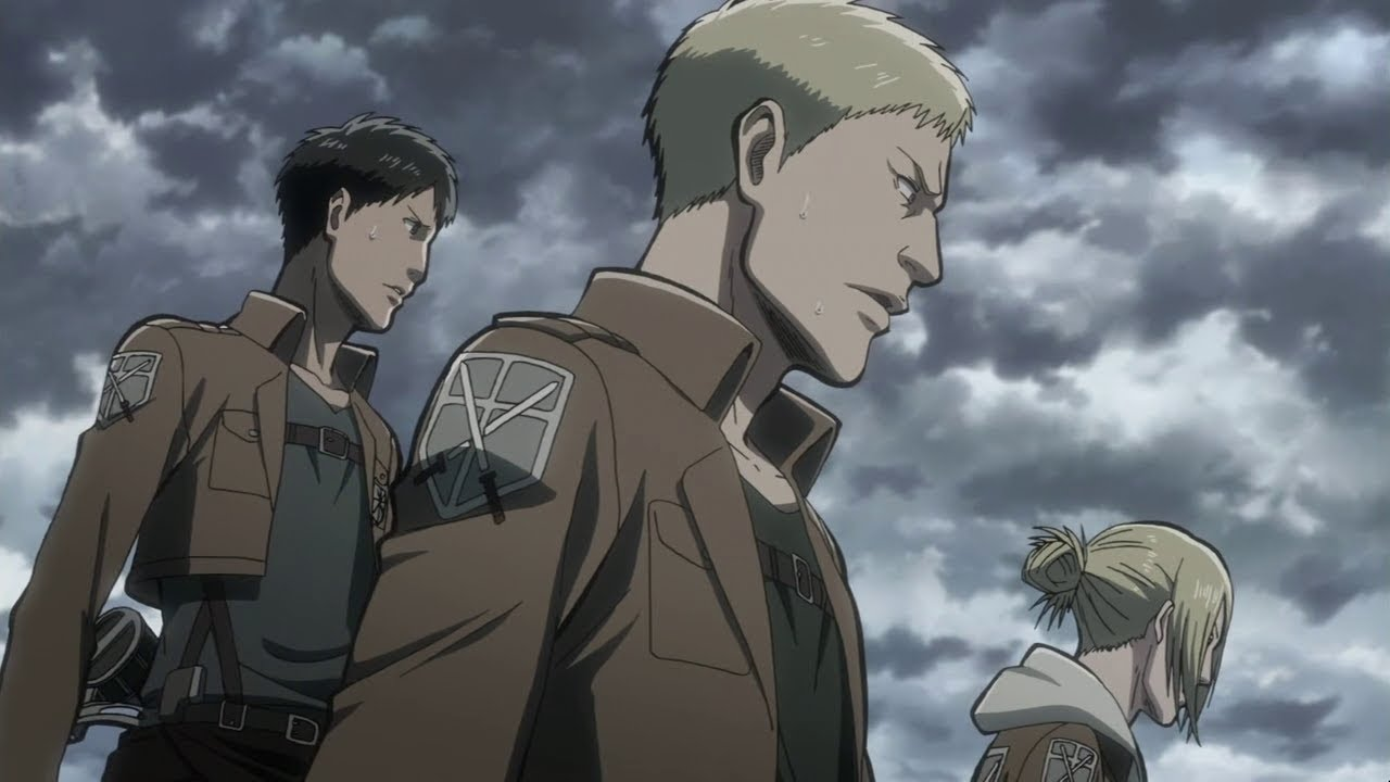 Why The 3 Titans are in the 104th Training Squad, Attack on Titan ...