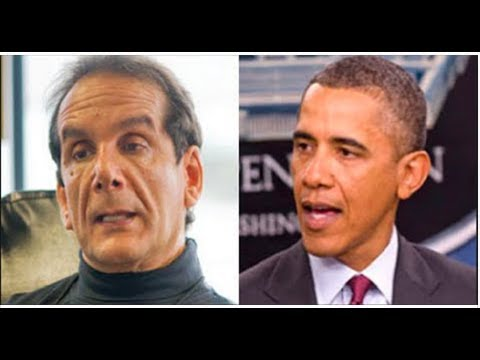 WATCH CHARLES KRAUTHAMMER CALL FOR THE ARREST OF BARACK HUSSEIN OBAMA!