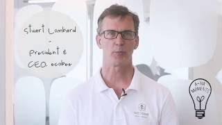 My Aha Moment with Stuart Lombard of ecobee #MaRSaha
