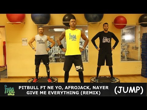 Pitbull ft  Ne Yo, Afrojack, Nayer  Give Me Everything Remix  Free Jump #borapular AERO JUMP