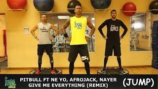 Pitbull ft  Ne Yo, Afrojack, Nayer - Give Me Everything (Remix) - Free Jump #borapular (AERO JUMP)