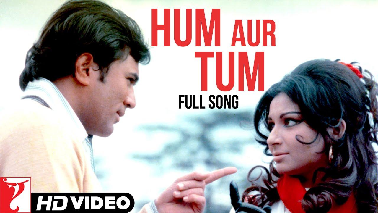 Download Hum Aur Tum - Full Song | Daag | Rajesh Khanna | Sharmila Tagore | Kishore Kumar | Lata Mangeshkar