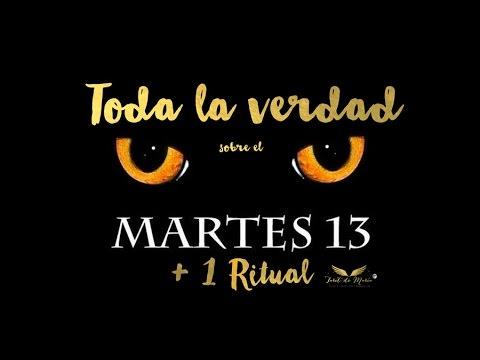 Toda la verdad sobre el martes 13 1 ritual de buena - Ritual de buena suerte ...