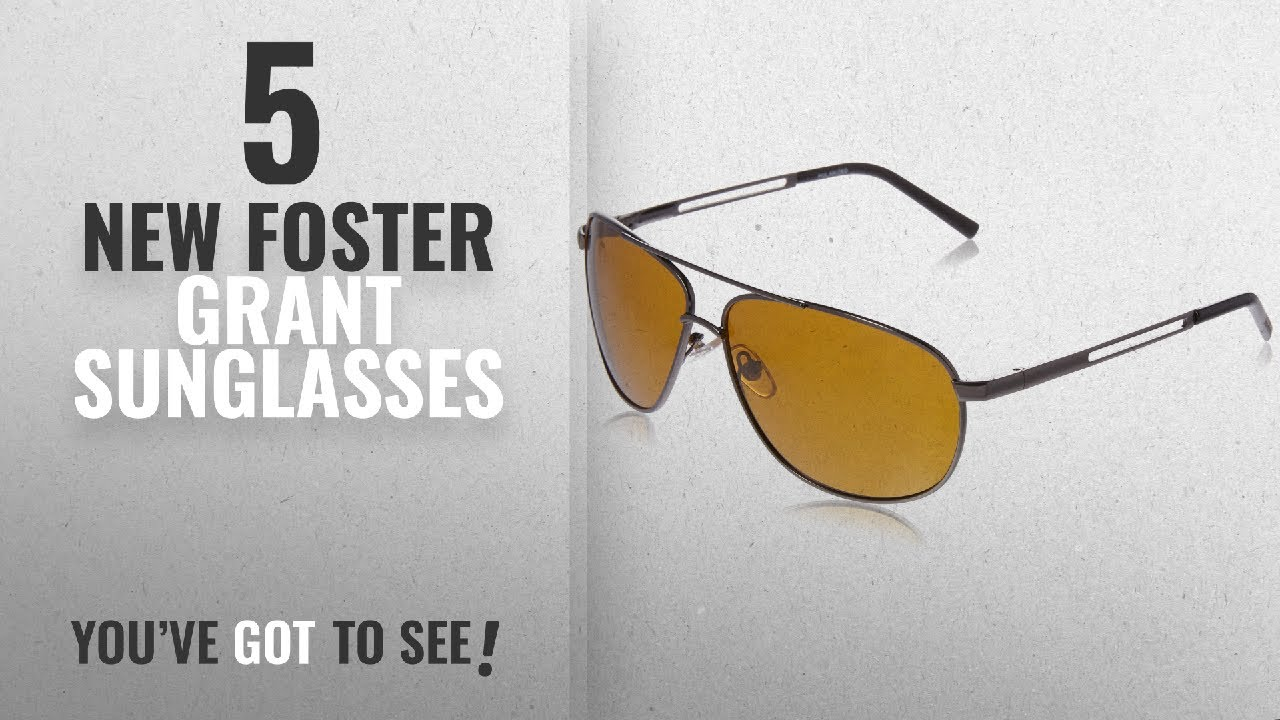 ad226043fe1 Top 10 Foster Grant Sunglasses   Winter 2018    Foster Grant Men s ...