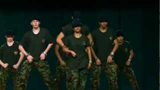 Misfits Dance Crew SDNZ Nationals Adult Division.