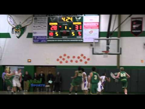 Hopkins vs. Edina Boys Basketball February 10, 2012