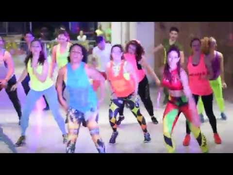 Danca do Bum Bum  - Mastiksoul and Afro Bros By Momba Fitness