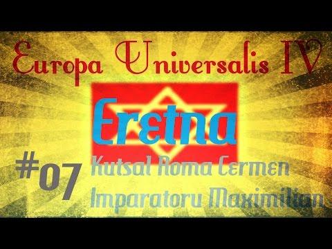 EUIV - Extended Timeline 1337 - Eretna - 7 - Shirvan Seferi