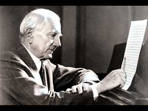 Ernst von Dohnanyi plays Waltz from Coppelia