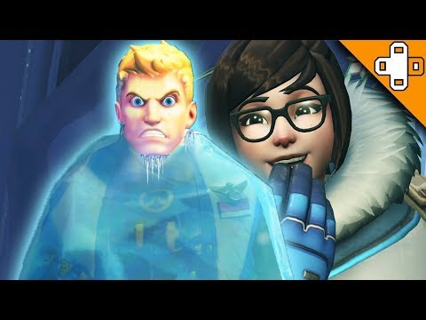 When Will Blizzard Delete Mei? Overwatch Funny & Epic Moments 804 thumbnail