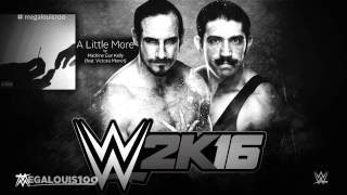 """WWE 2K16 Official Soundtrack - """"A Little More"""" by MGK (feat. Victoria Monet) [with download link]"""