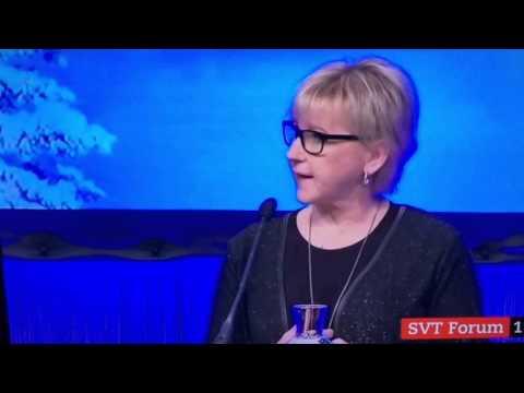 Stävja hotet och terrorismen, Margot Wallström!
