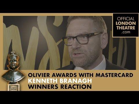 Special Award Kenneth Branagh