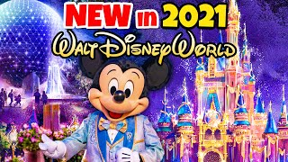 Top 10 New Disney World Rides, Changes & Updates 2021 - Epcot, Animal Kingdom, Magic Kingdom 2021