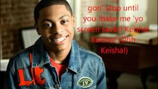 keisha lyrics jawan harris