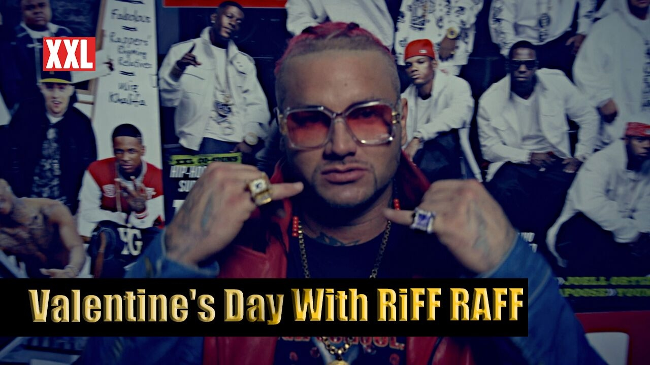 How To Create The Ultimate Valentine's Day Card With RiFF RAFF!