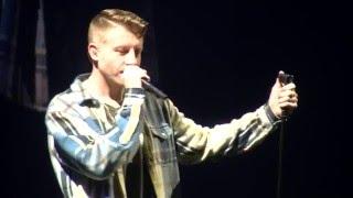 Macklemore & Ryan Lewis - St. Ides /live/ @ Atlas Arena Łódź, Poland, 18.03.2016