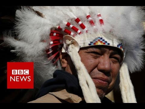 "Standing Rock protest: Sioux tribe in North Dakota hail it an ""historic decision"".- BBC News"