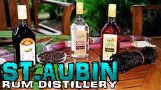 St.Aubin Rum Distillery Mauritius 4K